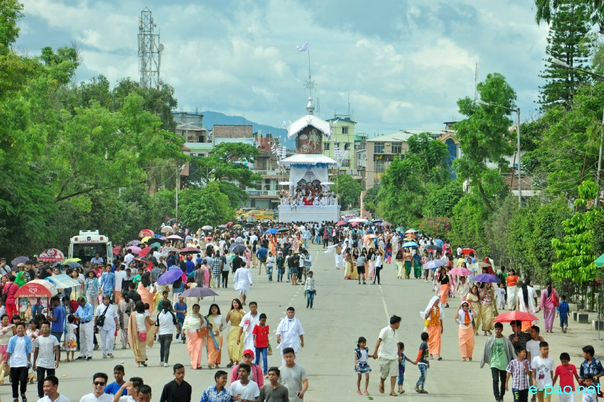 Konung Kang Chingba festival at Imphal :: July 14, 2018