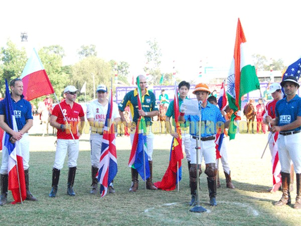 Eighth Edition of Manipur Polo International Tournament kicks off