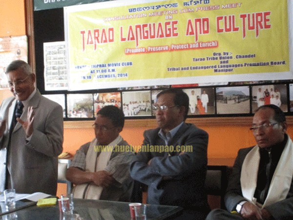 discussion on 'Tarao Language and Culture'
