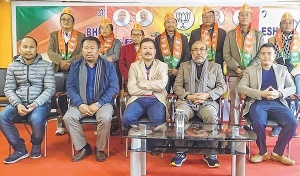 BJP is the only party that 'matters', claims Biren