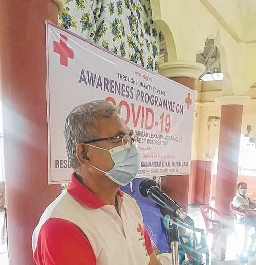 IRCS organises awareness on COVID-19
