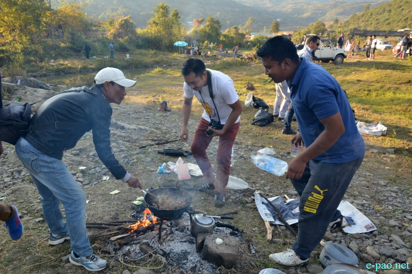New Year picnic at Singda Dam  :: 1st January 2017