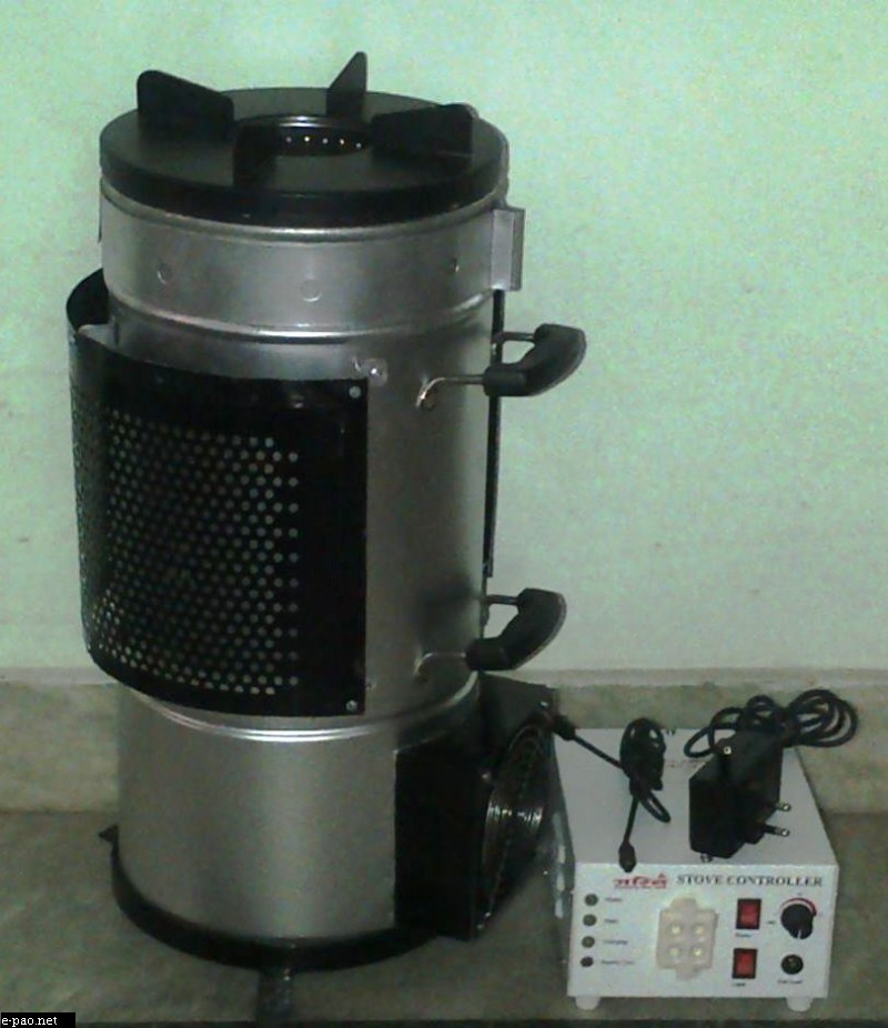 Agni Biomass Gas Cook Stoves (Rice Husk based)