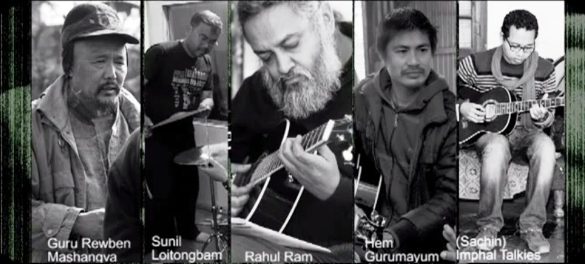 Imphal Music Project releases its first episode 'NONGLEI'