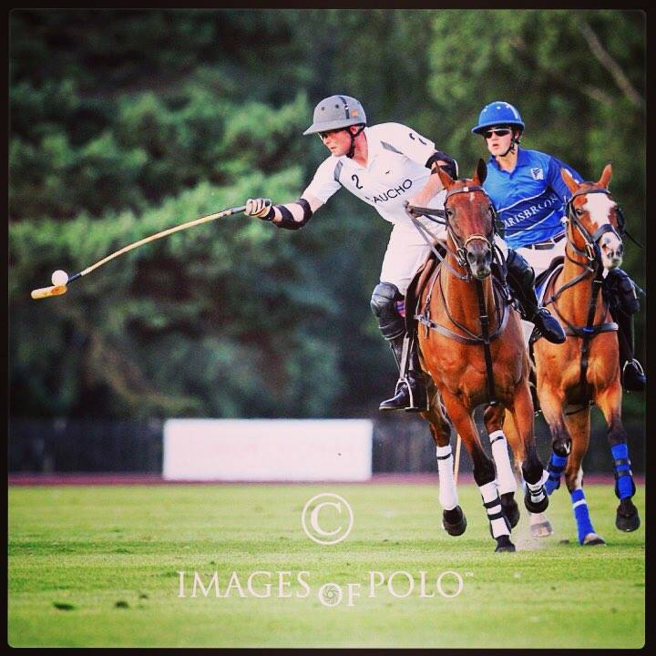 Marcus Hancock - Part of England team for 9th Manipur Polo International 2015
