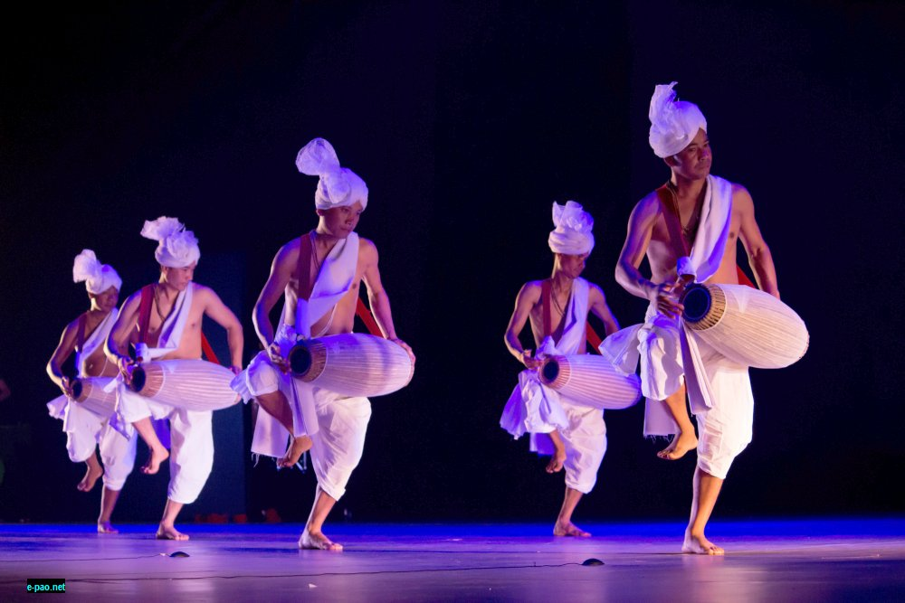 Spellbinding performance by Manipuri troupe at Serendipity Arts Festival Goa 2017
