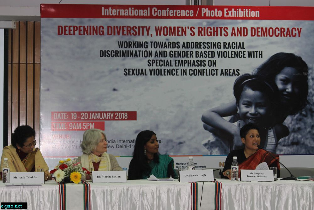 Conference on addressing racial and gender based violence