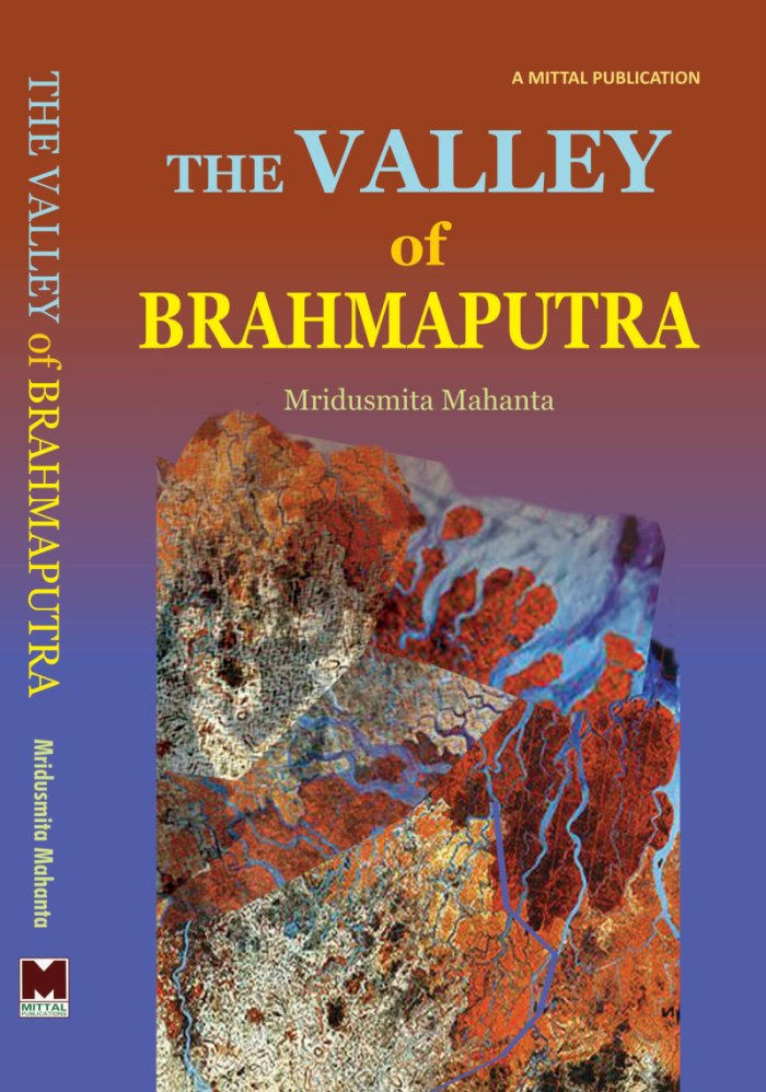 The Valley Of Brahmaputra :: Book  Cover