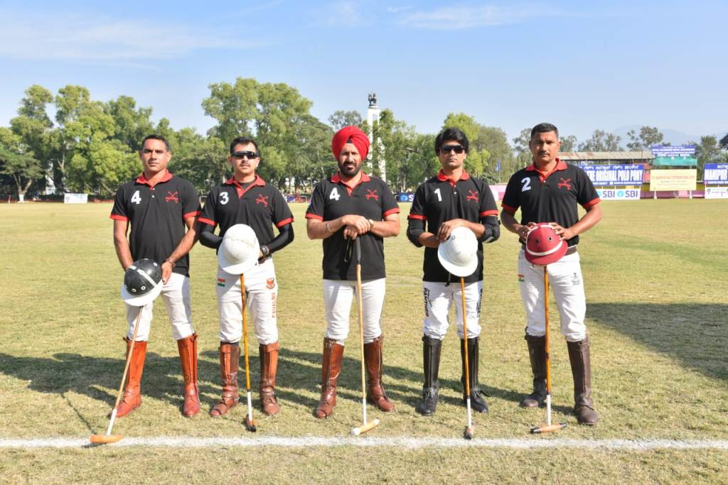 Polo grows on you : Col Tarsem